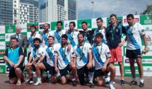 Selección Galega 2ª en Abu Dhabi