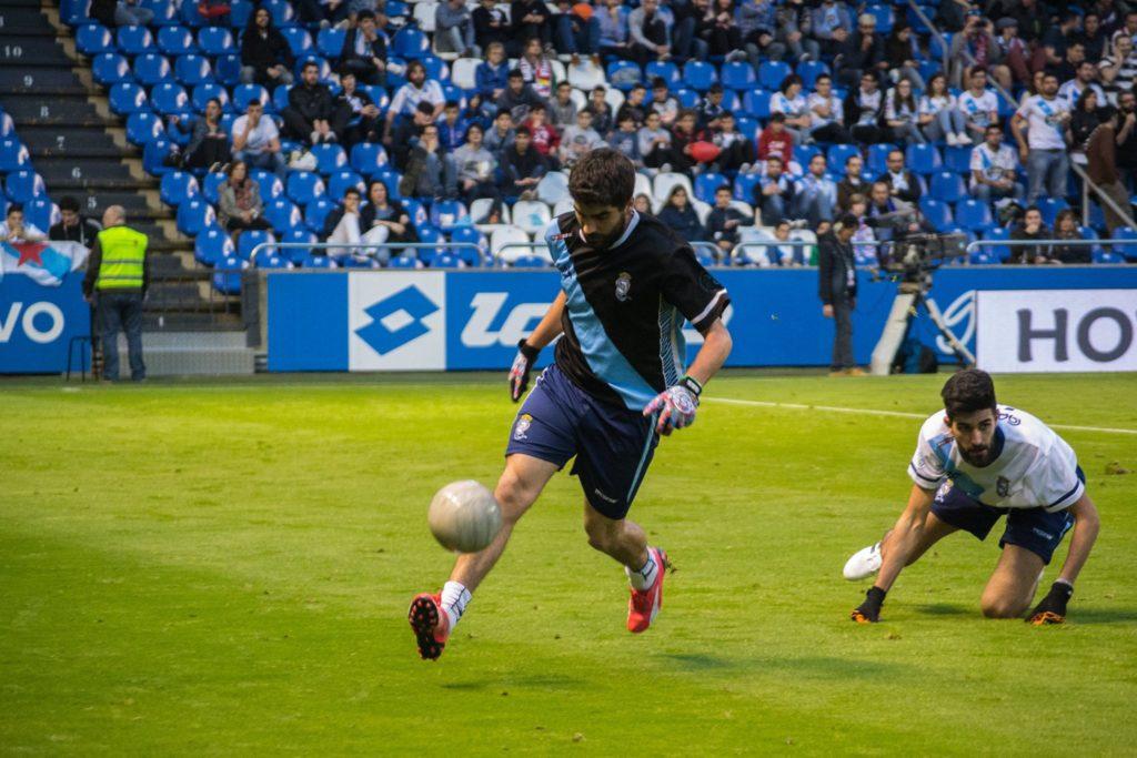 """Résultat de recherche d'images pour """"galicia futbol gaelico riazor"""""""