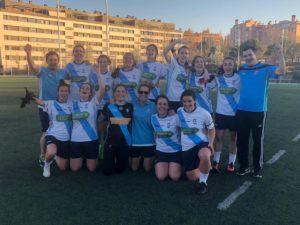 Galicia demostra que segue en estado de gracia no Torneo Internacional de Madrid