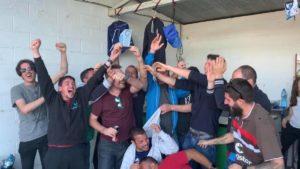 Fillas e Keltoi, novos campións Shield da Copa Galega
