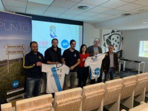 A Asociación Galega de Fútbol Gaélico firma un convenio de dous anos con PuntoGal e Voltier