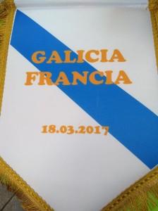 Banderín conmemorativo