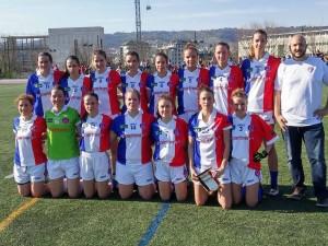 Selección francesa feminina